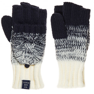 Clarrie Cable Mittens Gants Femme