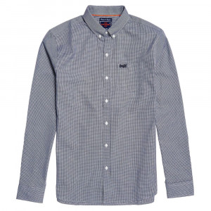 Classic London Chemise Ml Homme