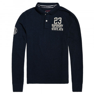 Classic L/s Expedition Polo Ml Homme