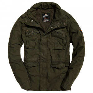 Classic Rookie Military Blouson Homme