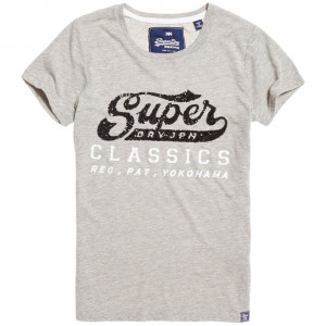 Classic Sequin Entry T-Shirt Mc Femme