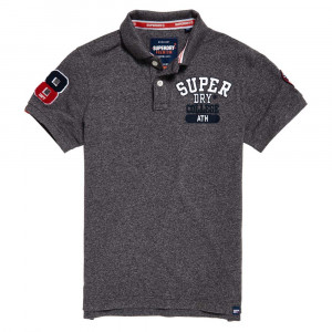 Classic Superstate Pique Polo Mc Homme