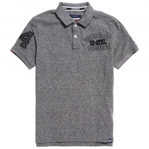 Classic Superstate Polo Mc Homme