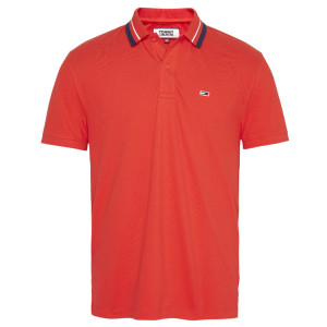 Classics Tipped Polo Mc Homme