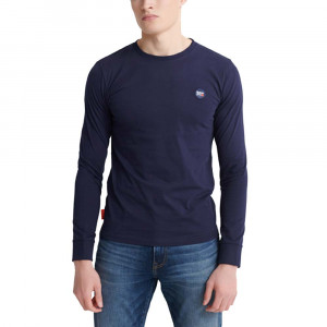 Collective Ls T-Shirt Ml Homme