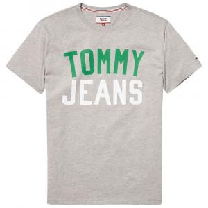 College Logo T-Shirt Mc Homme
