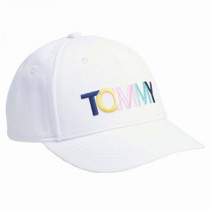 College Tommy Cap Casquette Fille