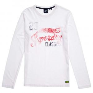Collegiate Graphic T-Shirt Ml Homme
