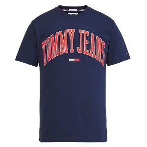 Collegiate Logo T-Shirt Homme
