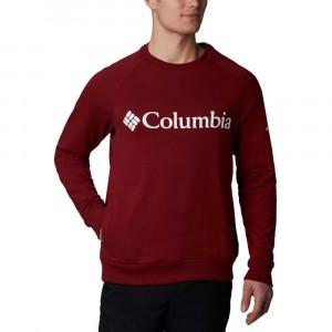 Columbia Lodge M Crew Sweat Homme