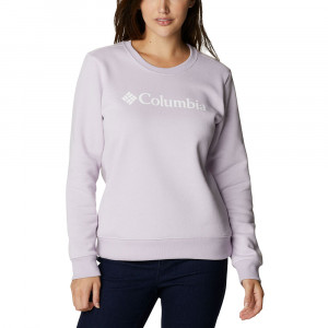 Columbia Logo Crew Sweat Femme