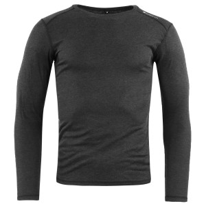 Comfort T-Shirt Ml 1/2 Zip Technique Homme