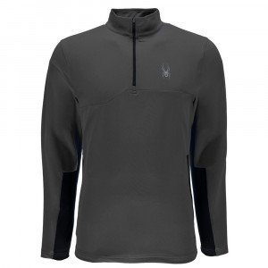 Commander Thermastretch Sweat 1/2 Zip Homme