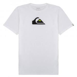 Comp Logo T-Shirt Mc Garçon