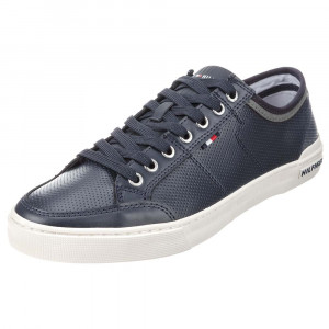 Core Leather Lace Up Chaussure Homme