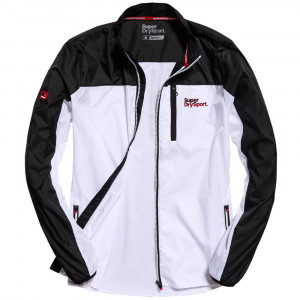 Core Running Shell Veste Homme