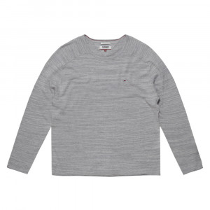 Cotton Blend Pull Homme