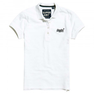 Cotton Polo Mc Femme