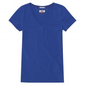 Cotton Stretch T-Shirt Mc Femme