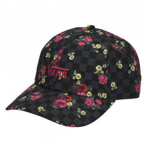Court Side Printed Casquette Femme
