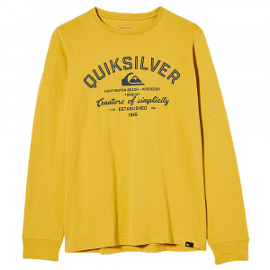 Creators Of Simplicity T-Shirt Ml Garçon