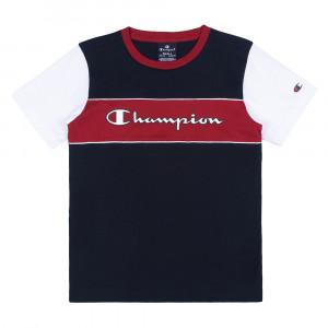 Crewneck T-Shirt Mc Garçon