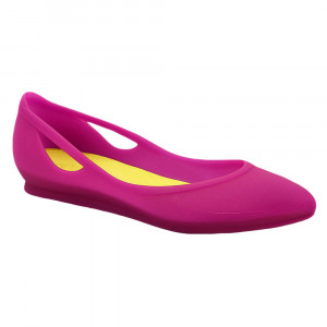 Crocs Rio Flat Sandale Femme