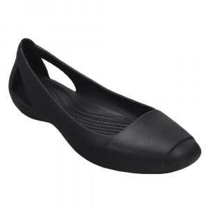 Crocs Sienna Flat Sandale Femme