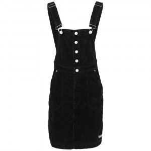 Crossback Dungaree Robe Femme