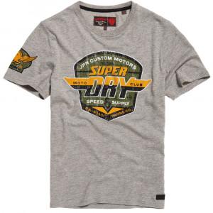 Custom Tin Tab T-Shirt Mc Homme