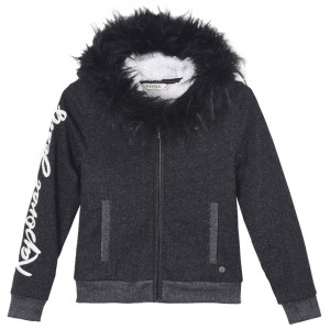 Dassi Sweat Zip Fille