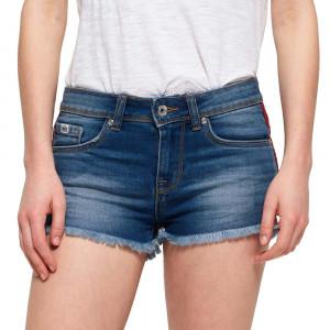 Denim Hot Short Jeans Femme