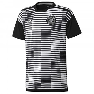 Dfb H Preshi Maillot Training Allemagne Homme