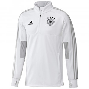 Dfb Tr Top 2 Sweat 1/2 Zip Training Allemagne Homme