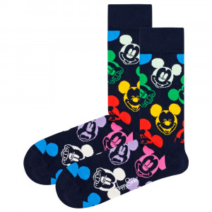 Disney Colorful Character Chaussettes Adulte