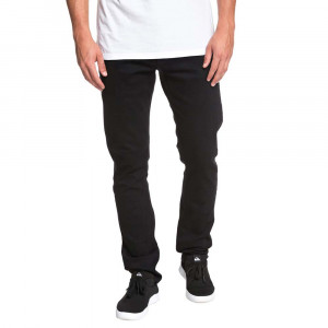 Distorsion Black Black Jean Homme