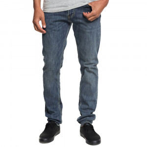 Distorsion Rinse Jeans Homme