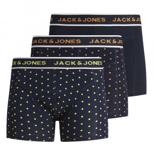Dots Pack 3 Boxers Homme