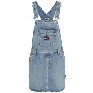 Dungaree Dress Crlt Robe Femme