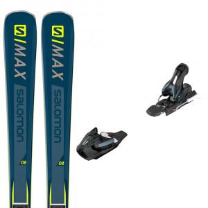 E S/max 8 Ski+Mercury 11 L80 Fixations Homme