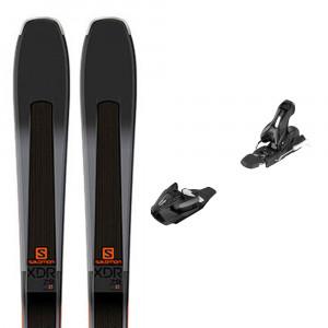 E Xdr 78 St Ski+Z11 Walk L80 Fixations Homme