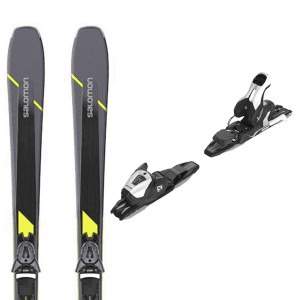 E Xdr 80 St C Ski + Z10 Gw L80 Fixations Adulte