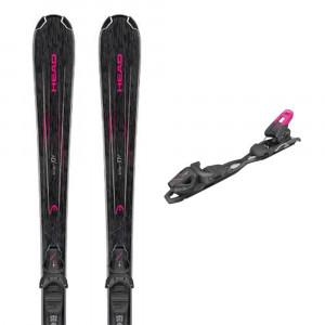 Easy Joy Slr 2 Ski + Joy 9 Ac Slr Brake 85 Fixations Femme