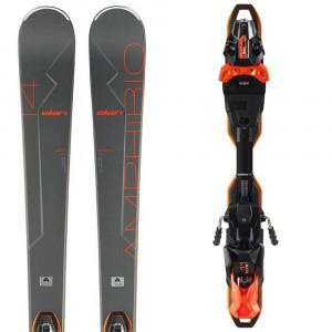 Elan Amphibio 14Ti Fusion Emx 11.0 Pack Ski Homme
