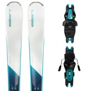 Elan Delight Prime White Ls Elw9.0 Pack Ski Femme