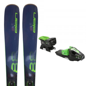 Elan Ripstick 88 Ps Rnt Els11.0 Gw Pack Ski Homme