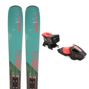 Elan Ripstick 88 W Ps Rnt Elw10.0 Gw Pack Ski Femme