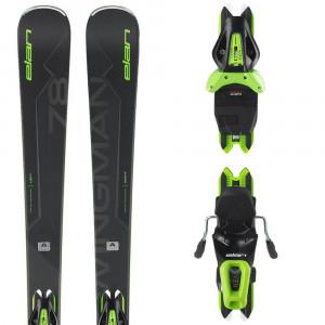 Elan Wingman 78 C Ps El 10.0 Gw Pack Ski Homme
