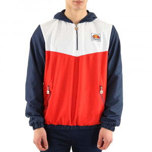 Ellesse Heritage Coupe-Vent 1/2 Zip Homme