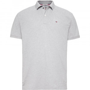 Embossed Collar Polo Mc Homme